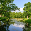 Stock Photo: Catherine park, Pushkin