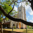 Sri Lanka. Negombo. Old Roman Catholic Cathedral — Stock Photo