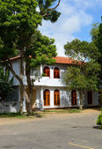 Sri Lanka. Negombo. Historic building. — Stock Photo
