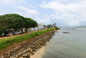 Sri Lanka, South Coast. Galle — Stock Photo