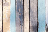 Wood Texture with Pastel Peeled Color — Stock Photo