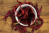 Dried Red Chilli — Stock Photo