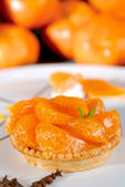Gâteau mandarine — Photo