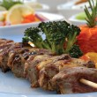 Shish kebab meat — Stock Photo #15453011