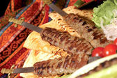 Sish kebab — Stock Photo