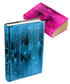 Love book for lovers — Stok fotoğraf