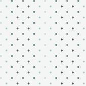 бесшовный узор цветной горошек — Cтоковый вектор