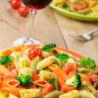 Pasta salad — Stock Photo #18302965
