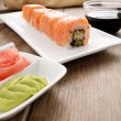 Philadelphia roll sushi — Stock Photo