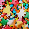 Multicolor sprinkles — Stock Photo