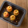 Baked apples — Stock Photo #44943579