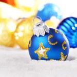 Christmas balls — Stock Photo #9948631
