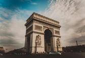 Arc of Triumph — Stock Photo