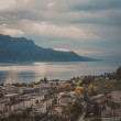 Stock Photo: Panoramic view of Geneva, Switzerland
