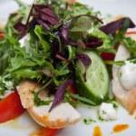 Fresh salad — Stock Photo #36368795