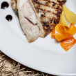 Grilled Fish Fillet — Stock Photo #36368929