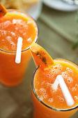 Pumpkin juice — Стоковое фото