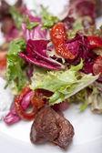Fresh salad — Stockfoto