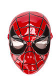 Spider Man mask — Stock Photo