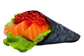 Caviar Sushi — Stock Photo