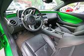 Inside Chevrolet Kamaro — Stock Photo