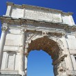Royalty-Free Stock Photo: Titus Arch