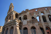 Rome amphitheatre — Stock Photo