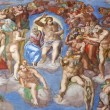 The Last Judgment by Michelangelo — Stock Photo #23812039
