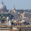 Rome skyline — Stock Photo