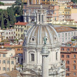 Stock Photo: Up view of Rome