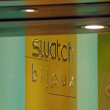 Swatch bijoux shop — Stock Photo
