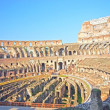 Antic theater (Colosseum) — Stock Photo