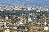 Rome cityscape — Stock Photo