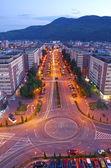 City street — Стоковое фото