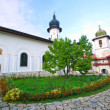 Agapia orthodox monastery — Stock Photo #38605041
