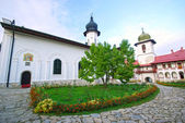 Agapia orthodox monastery — Stock Photo