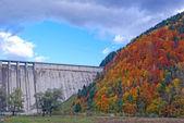 плотина энергии в румынии — Стоковое фото