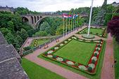 Lussemburgo — Foto Stock
