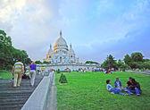 Basilica del sacro cuore — Foto Stock