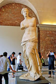 Venus of Milo statue — Stock Photo