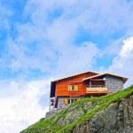 Horská chata — Stock fotografie #42006437