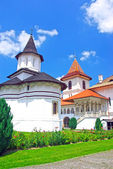 Old orthodox monastery — Stockfoto