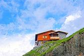 Chalet de montaña — Foto de Stock