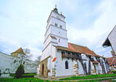Harman fortified church — Stockfoto