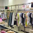 Clothes in the shop — Stock Photo #46596291
