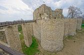 Vieux château en moldavie — Photo