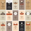 Food beverages — Stockvector  #12112085