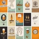 argomento di birra — Vettoriale Stock  #16915193