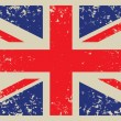 Stock Vector: Britain flag