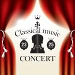 Постер, плакат: Classical music